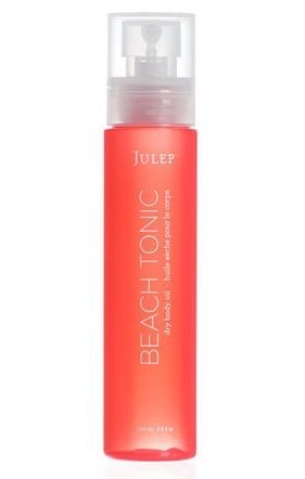 Julep Beach Tonic Dry Body Oil (Full Size, Sprayed Only Once) 3.5 fl oz, 104 ml   Retails for $23.00