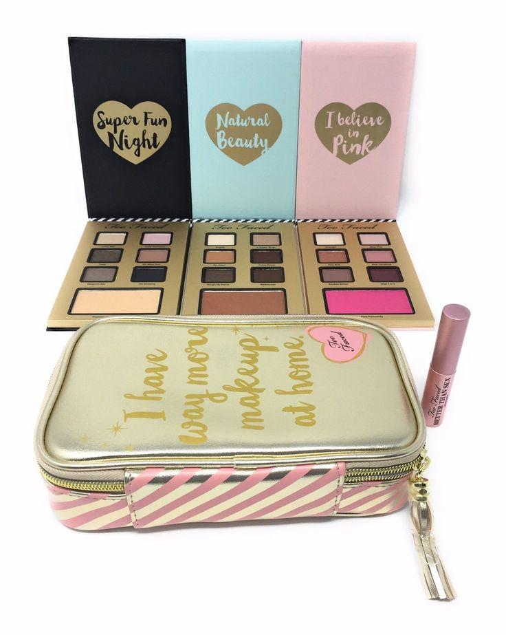 Too Faced Best Year Ever Makeup Collection #affiliate