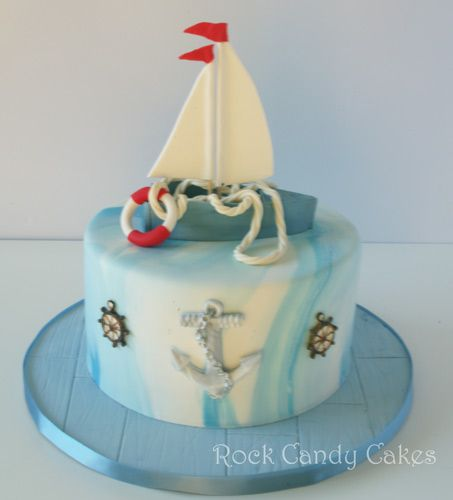 Custom Baby Cakes - Rock Candy Cakes
