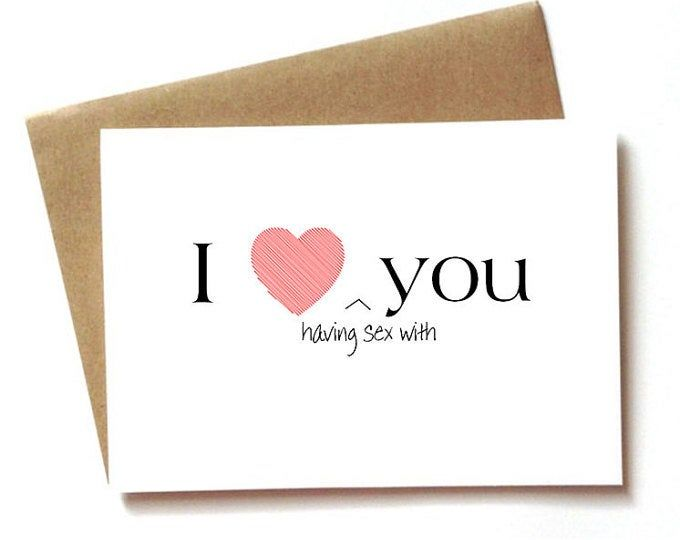 Long Distance Love Card Miss You Card For Boyfriend Girlfriend