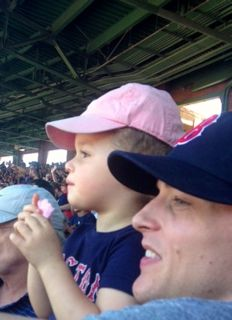10 Tips for Taking Kids to a Red Sox Game | Mommy Poppins Boston