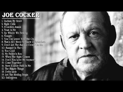 Joe Cocker Greatest Hits (Full Album) - The Best Of Joe Cocker - YouTube