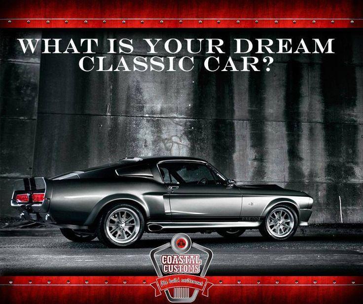 What is your dream classic car? Comment below and let us know. #CoastalCustoms #design #DreamCar https://www.facebook.com/coastalcustom/photos/pb.572390336179568.-2207520000.1434699682./822967591121840/?type=3
