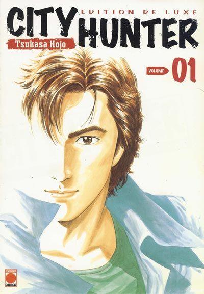 City Hunter - 1 - Tsukasa Hojo