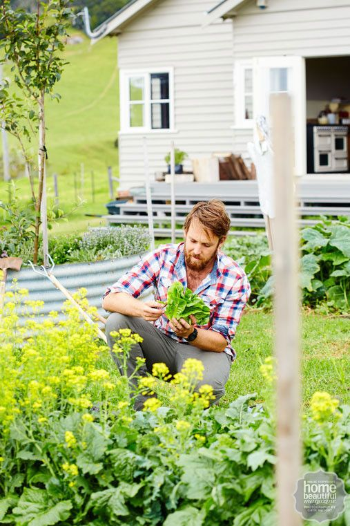 Paul West, host of River Cottage Australia on The Lifestyle Channel, invites us onto his farm and shares his paddock-to-plate philosophy.