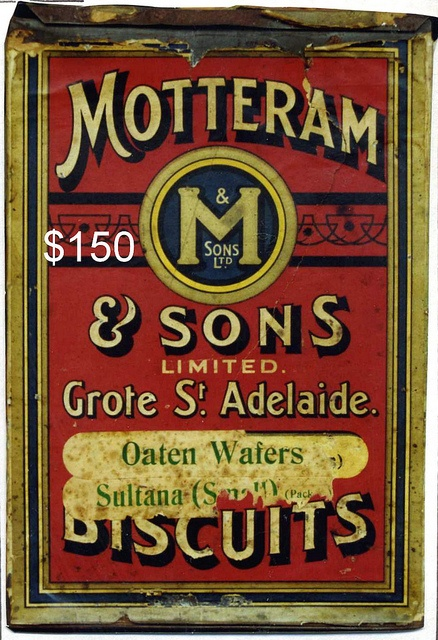 Motteram & Sons, Ltd. Grote Street, Adel by All About South Australia., via Flickr