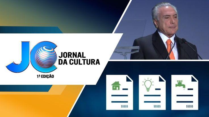Jornal da Cultura 1ª Edição | 30/05/2017
