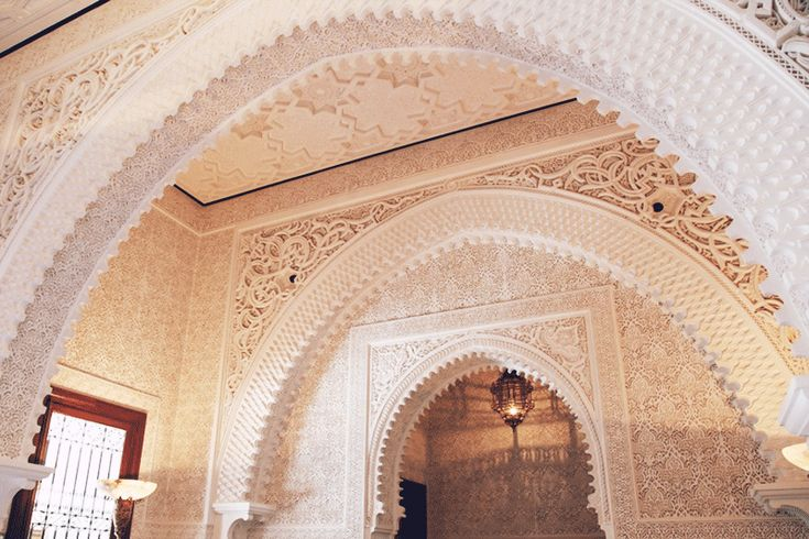 www.thisisglamorous.com | Places : The Royal Mansour, Marrakech