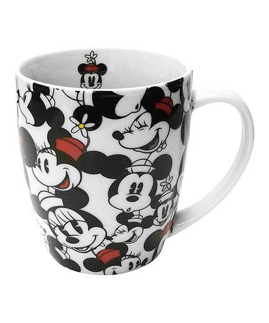 Take a look at this Allover Minnie Mug by Zrike Brands on #zulily today!...minnie is always my favorite
