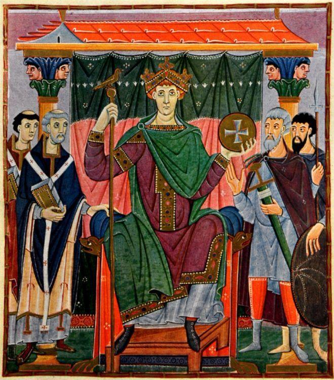 Nijmegen - De Roomse keizer Otto III