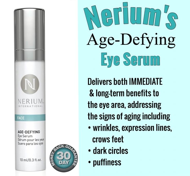 #Nerium NEW Age Defying #Eye Serum! It has just 2 active ingredients that allow for IMMEDIATE and long term results for the following: PH is same as your body; so won't cause damage like competitors brands. Dark circles Puffiness Fine lines under the eye Crow's feet Clarity/brightness Firmness  ONLY product on the market this! $60  ORDER TODAY!  Jills24.nerium.com #eyecream #eyes #antiaging #beauty #allnatural