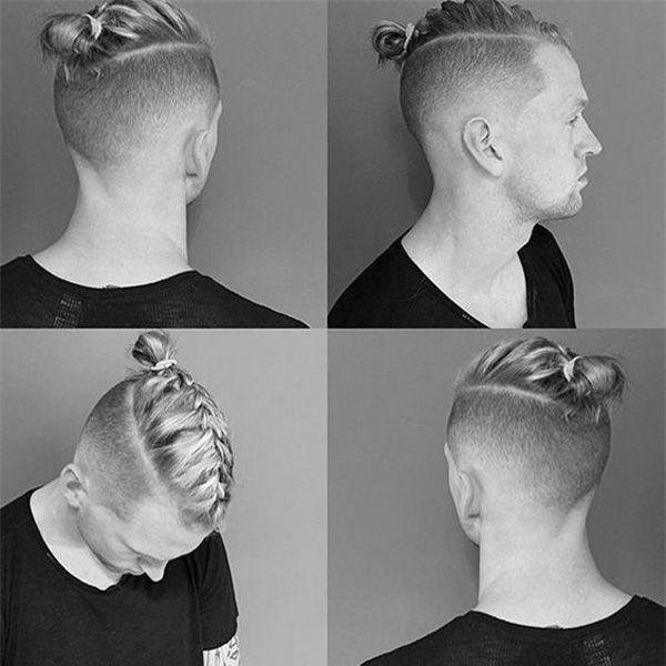TRENZAS PARA HOMBRES (MAN BRAIDS) Más de 50 FOTOS con los mejores peinados de TRENZAS PARA HOMBRES que harán que te decidas por este tipo de peinado moderno