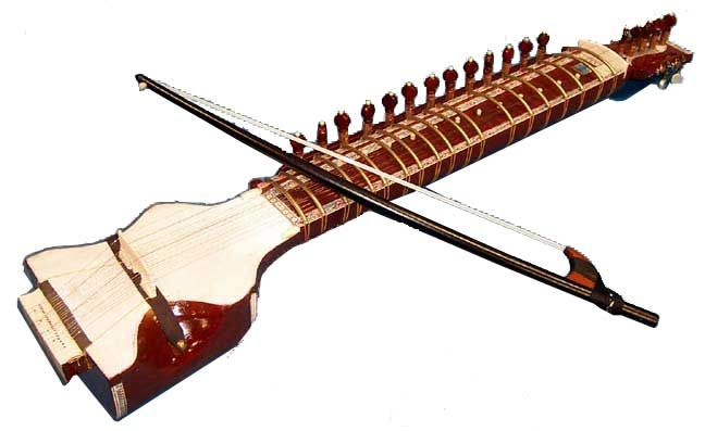Dil rumba....a rare Indian instrument