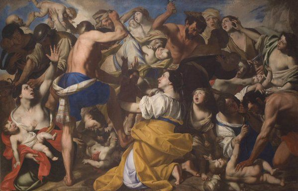 The Massacre of the Innocents (Francesco de Rosa)