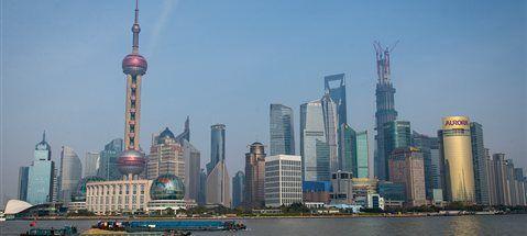 Σανγκάη, Κίνα
