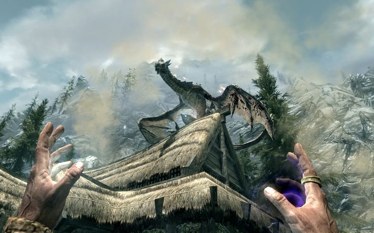 Run For Your Lives at Skyrim Nexus - mods and community
