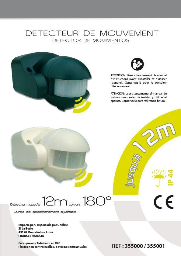 17 meilleures id es propos de d tecteur de mouvement sur for Eclairage exterieur detecteur automatique