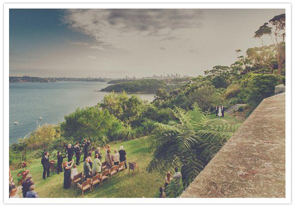 Syndey, Australia wedding at The Tea Room Gunners' Barracks