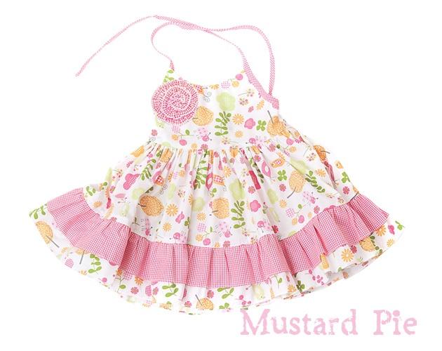 Mustard Pie clothing