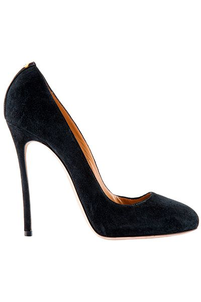 Dsquared2 Black Stiletto Heel Pumps 2015 Pre-Spring