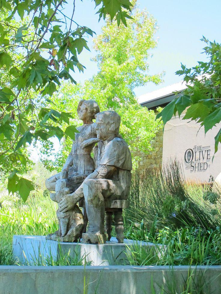 The Olive Shed, Tokara Wine Estate, Stellenbosch, South Africa