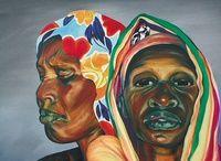 Vega Women from Making Sense A Rwandan Story