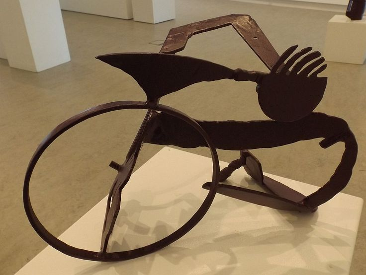 Leo Loomans - Suite Jogyakarta Making things - mild steel - 2014, Strathnairn by the Lake exhibition, Belconnen Arts Centre, August-Sept 2014