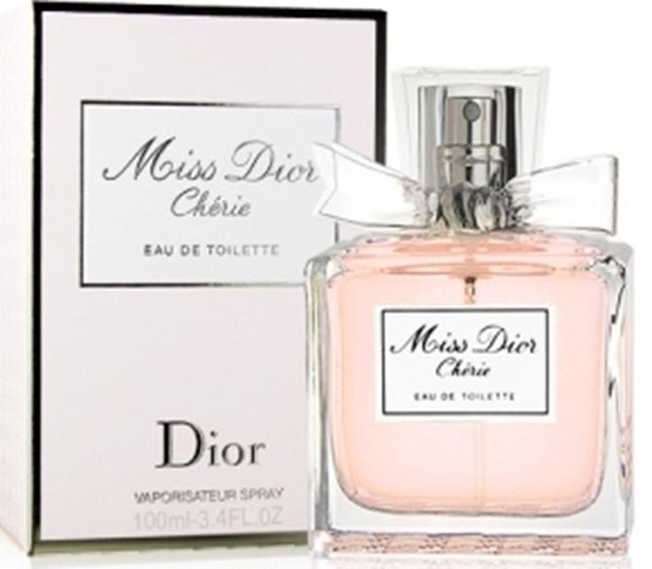 Miss Dior Cherie Blooming Bouquet Eau De Toilette for women 3.4 OZ NIB Sealed NR #ChristianDior
