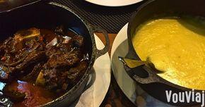 O restaurante Caldeira, em Bento Gonçalves, é uma excelente opção para jantar no centro da cidade. Veja a receita do famoso ossobuco com polenta.