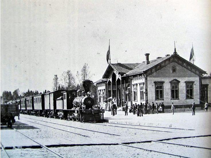 Imatran asema 1892