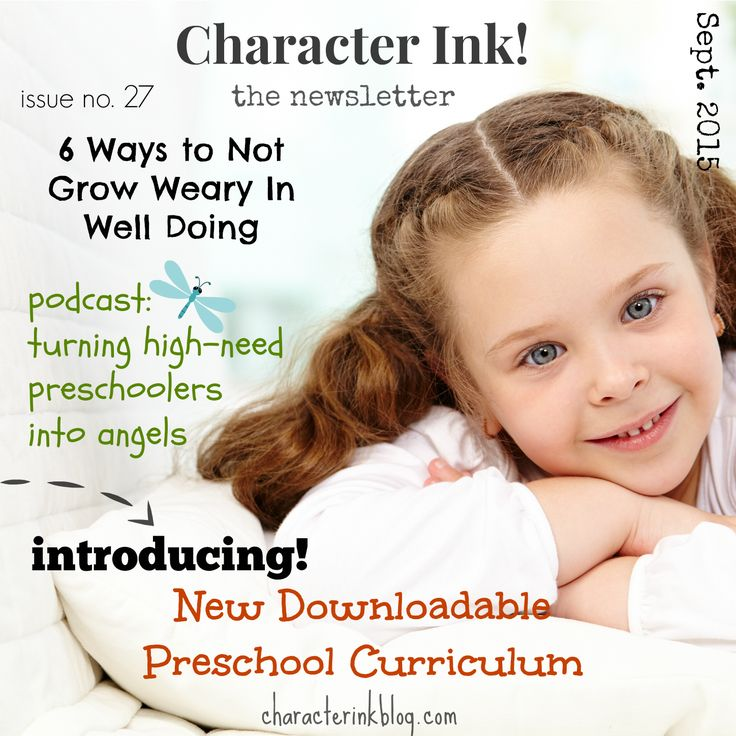 Character Ink Newsletter no. 27