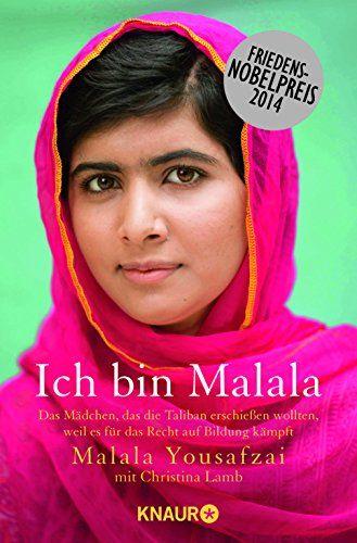Ich bin Malala: Das Mädchen, das die Taliban erschießen wollten, weil es für das Recht auf Bildung kämpft von Malala Yousafzai http://www.amazon.de/dp/3426786893/ref=cm_sw_r_pi_dp_qKv.vb0W87H74