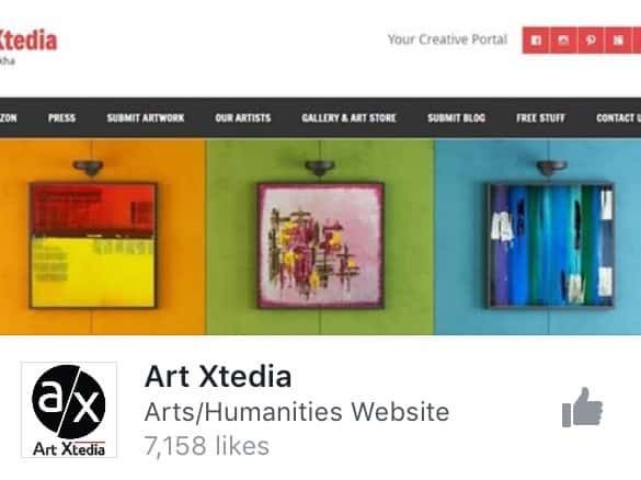 My vision for Art Xtedia is to become a household name and a place of inspiration for creative souls. We are about bringing you the best of our team