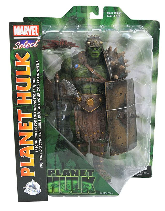 Planet Hulk Action Figure Coming Soon To The Disney Store