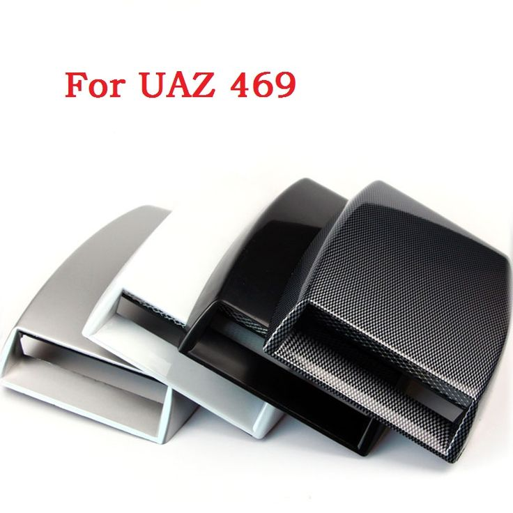 $17.40 (Buy here: https://alitems.com/g/1e8d114494ebda23ff8b16525dc3e8/?i=5&ulp=https%3A%2F%2Fwww.aliexpress.com%2Fitem%2FCar-Modification-Decoration-Auto-Engine-Air-Inlet-Air-Intake-Vent-Cover-Decorative-Car-Hood-Car-Styling%2F32705118011.html ) Car Modification Decoration Auto Engine Air Inlet Air Intake Vent Cover Decorative Car Hood,Car Styling For UAZ 469 for just $17.40