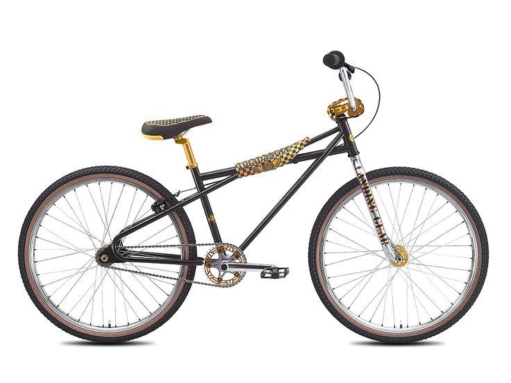 "SE Bikes ""Quadangle Looptail 26"" 2016 BMX Cruiser Bike - 26 Inch | kunstform BMX Shop & Mailorder - worldwide shipping"