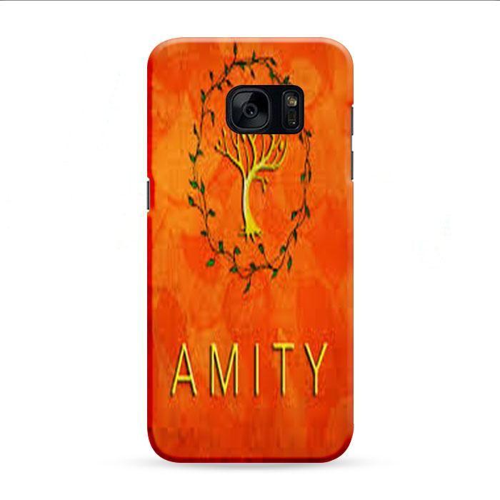 Mine Amity Divergent Samsung Galaxy S7 Edge 3D Case