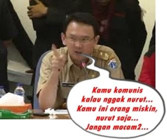 Ahok ngamuk : 2015, SPBU Jakarta Bebas BBM Bersubsidi !   wisbenbae