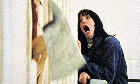 Stephen King damns Shelley Duvall's character in film of The Shining.