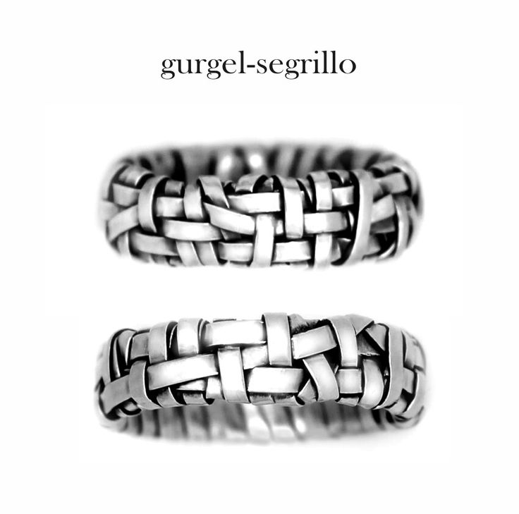and just in case you missed it  I support #marriageequality  loveislove woven series promise / engagement / wedding rings by gurgel-segrillo