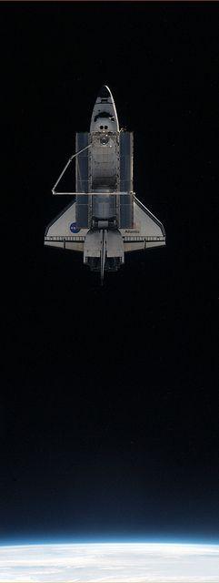 Farewell, Atlantis (NASA, International Space Station, 07/19/11) by NASA's Marshall Space Flight Center