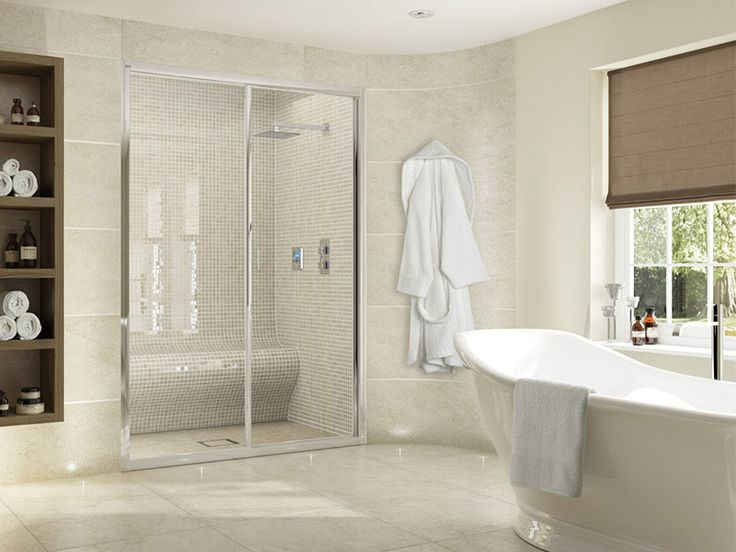 28 best images about frameless glass shower enclosures by room h2o on pinterest - Types of showers for your home ...