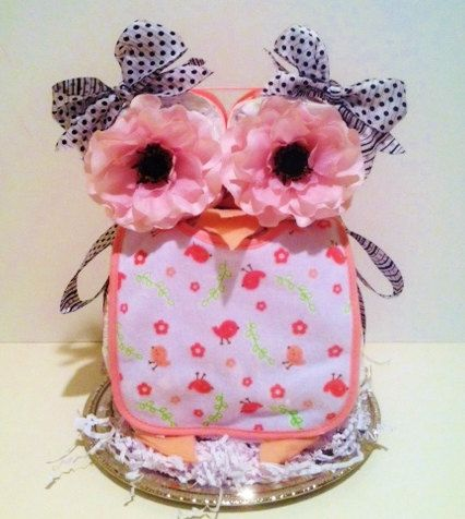 Owl Diaper Cake Decorations : Best 25+ Owl diaper cakes ideas on Pinterest Owl baby ...