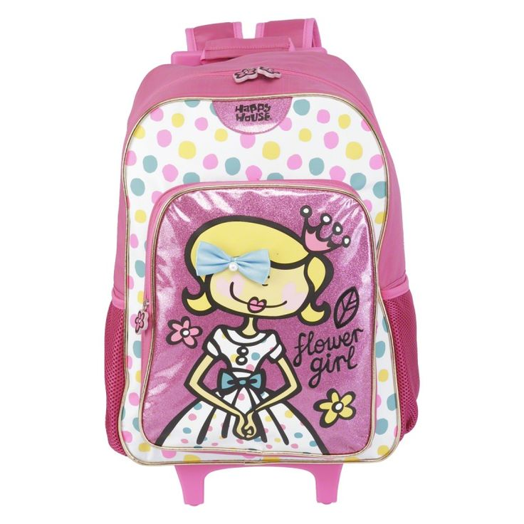 Buy Happy House Trolley Bag Bags Bags & Wallets- Beauty Makeup Products at LandmarkShops