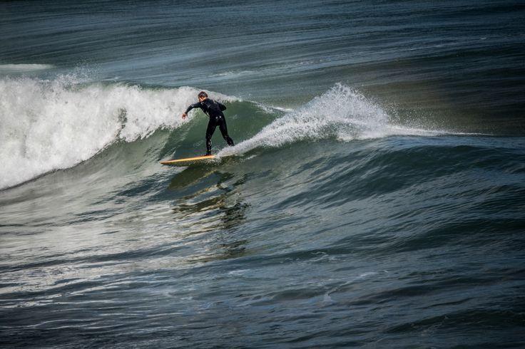 Shooting High  #MaoriBay #Surfing
