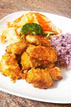 肉食獣に捧げる、絶品クリスピー・チキン☆ by HinodeCafe [クックパッド] 簡単おいしいみんなのレシピが243万品