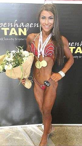 SPORT: Mathildes krop hitter  har scoret to gange guld