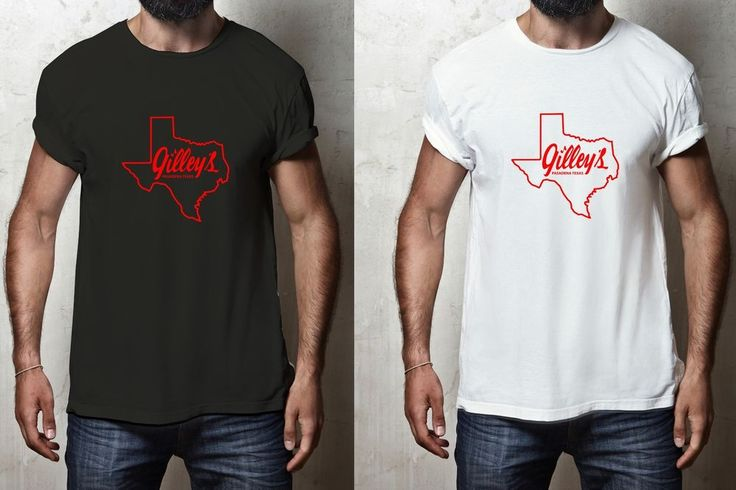 New GILLEY'S BAR URBAN COWBOY GILLEYS TEXAS T-SHIRT #GildanorOther #GraphicTee