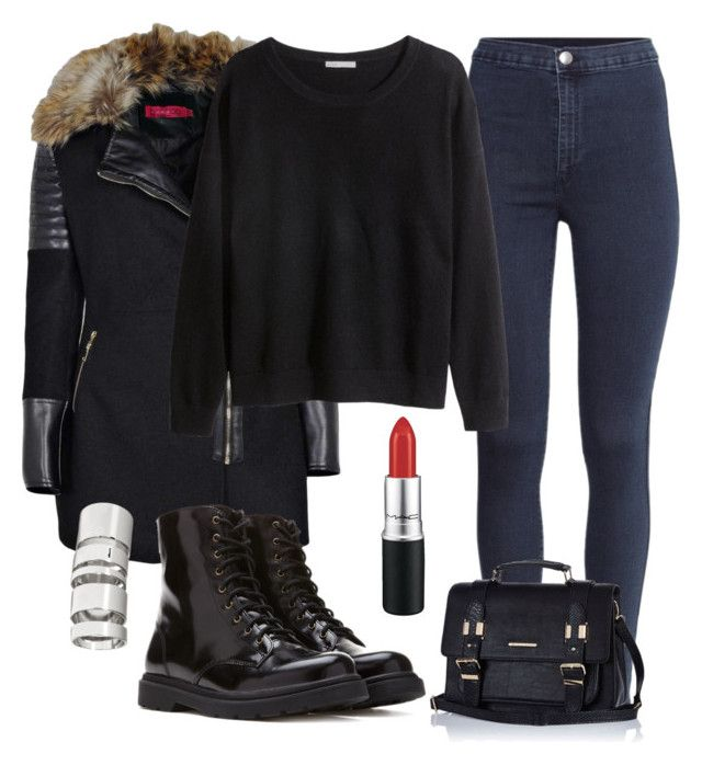 """Jesy Inspired for Universial Studios (Cold, Lots of Walking)"" by diva-from-above ❤ liked on Polyvore featuring H&M, Boohoo, Forever 21, MAC Cosmetics and River Island"