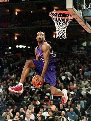 Vince Carter - 2000 Slam Dunk Contest